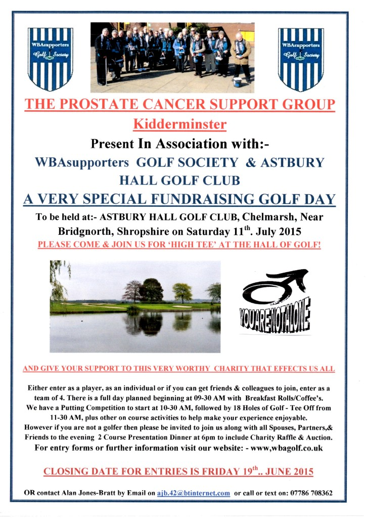 WBASGS CHARITY DAY POSTER 2015